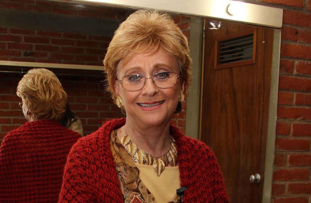 Susana Alexander se proclama la 'reina del streaming' a sus 77 años