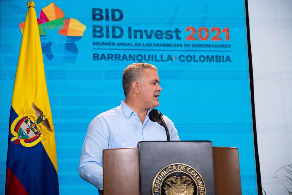 Barranquilla, lista para reunión del BID