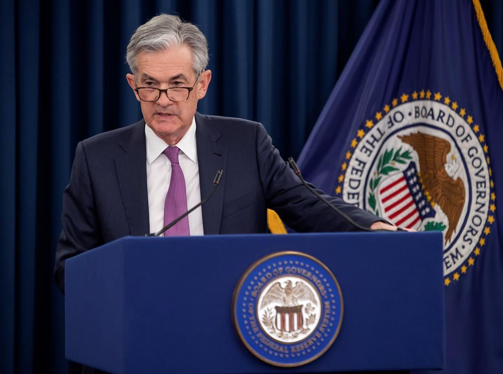Analiza Reserva Federal escenario económico de EUA