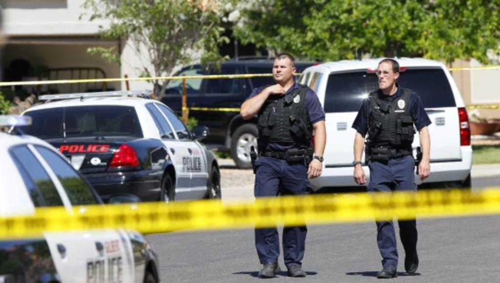 Tiroteo en Phoenix deja 4 muertos y un herido