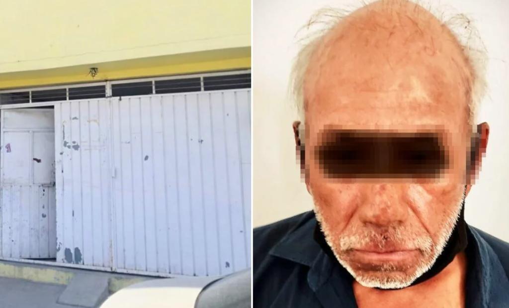 Cae hombre que violó a su hija en casa de 'Los Monstruos de Ecatepec'
