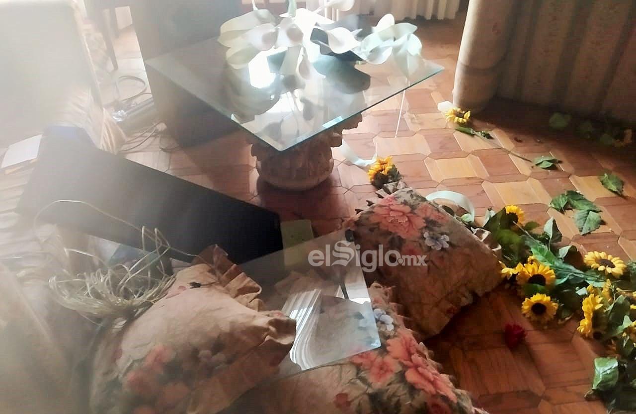 Así fue el intento de robo a la casa de Juan Gabriel en Torreón