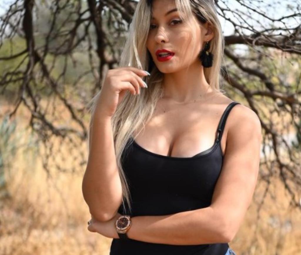 Issa Vega presume los resultados de sus entrenamientos 'fitness'
