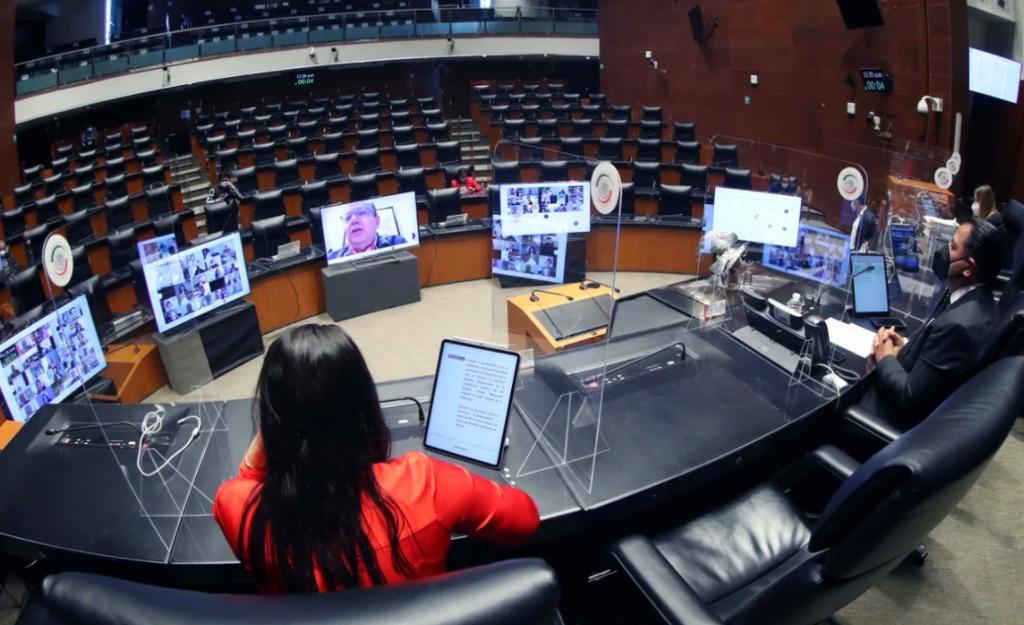 Senado arranca debate de la Ley de la Fiscalía General de la República