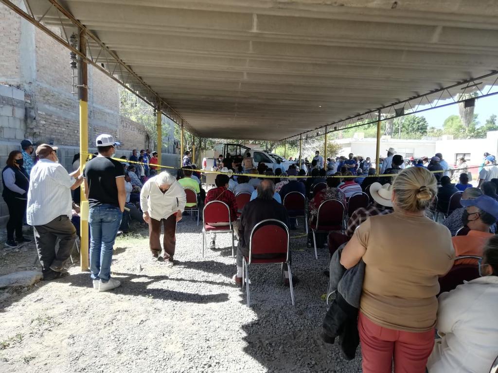 Cambian dinámica para pago de pensión a adultos mayores en Lerdo