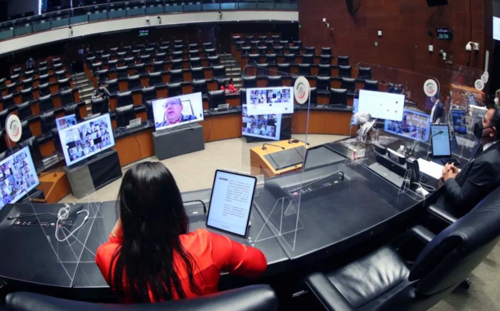 Senado avala en lo general la nueva Ley de la FGR