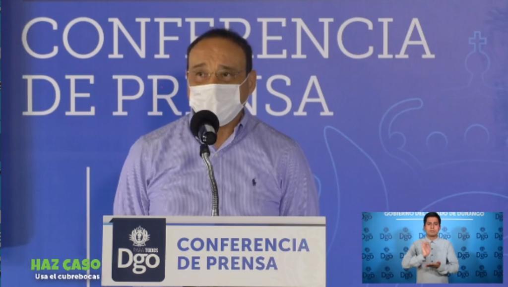 Durango suma 83 contagios nuevos y 14 defunciones por COVID-19