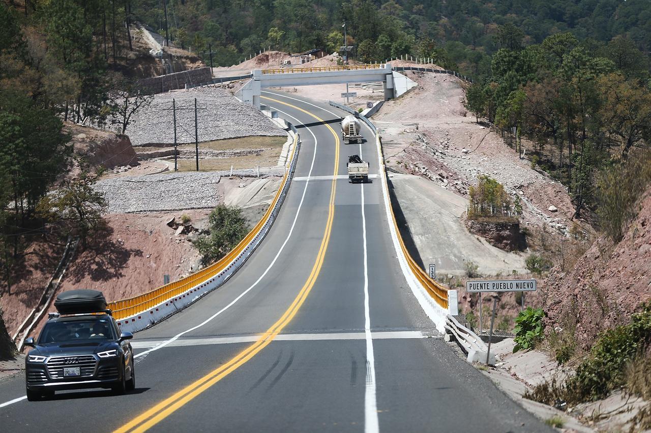 Vigente, proyecto del ferrocarril Durango-Mazatlán