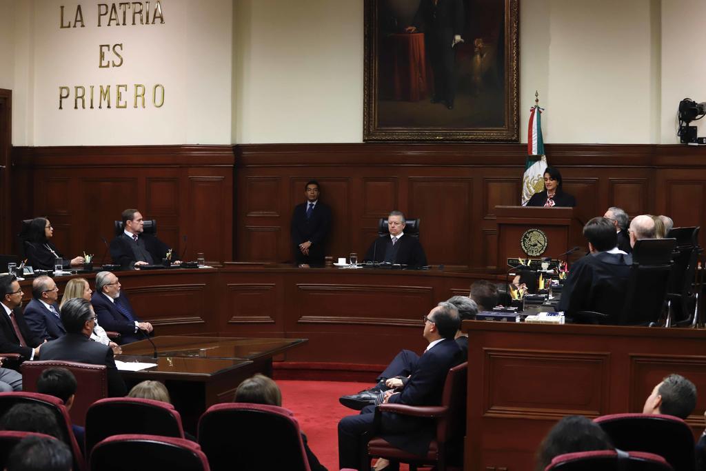Ratifica SCJN rechazo a suspender eliminación de fideicomisos
