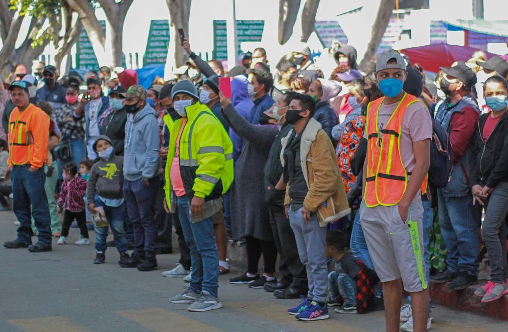 Migrantes, en la incertidumbre por políticas de Biden