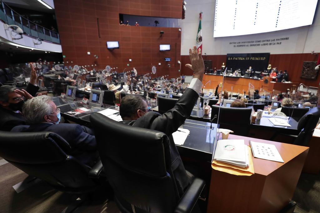 Avala Senado en lo general y particular nueva Ley de la FGR