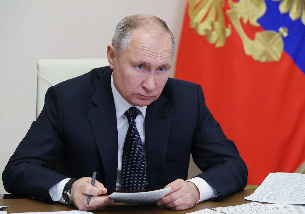 Rusia llama consulta a su embajador en EUA para analizar relación entre ambos países