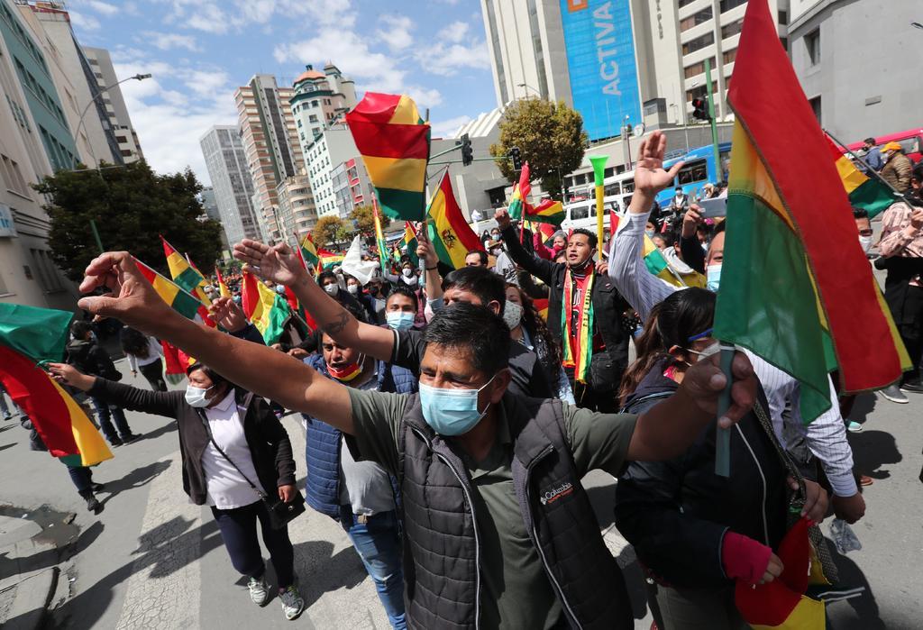 Pide México a OEA evitar injerencia en asuntos internos de Bolivia