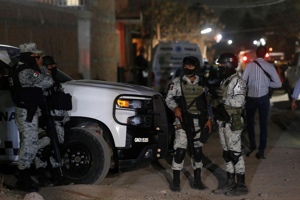 Estima general de EUA que crimen organizado controla 30 % de México