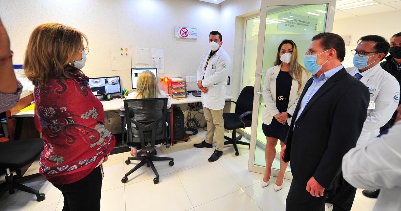 Conseguirá DIF equipo para detectar cáncer infantil
