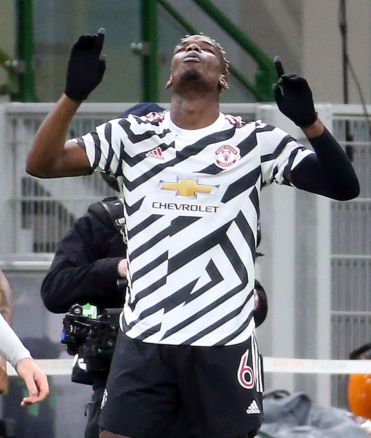 Paul Pogba reivindica al ManU