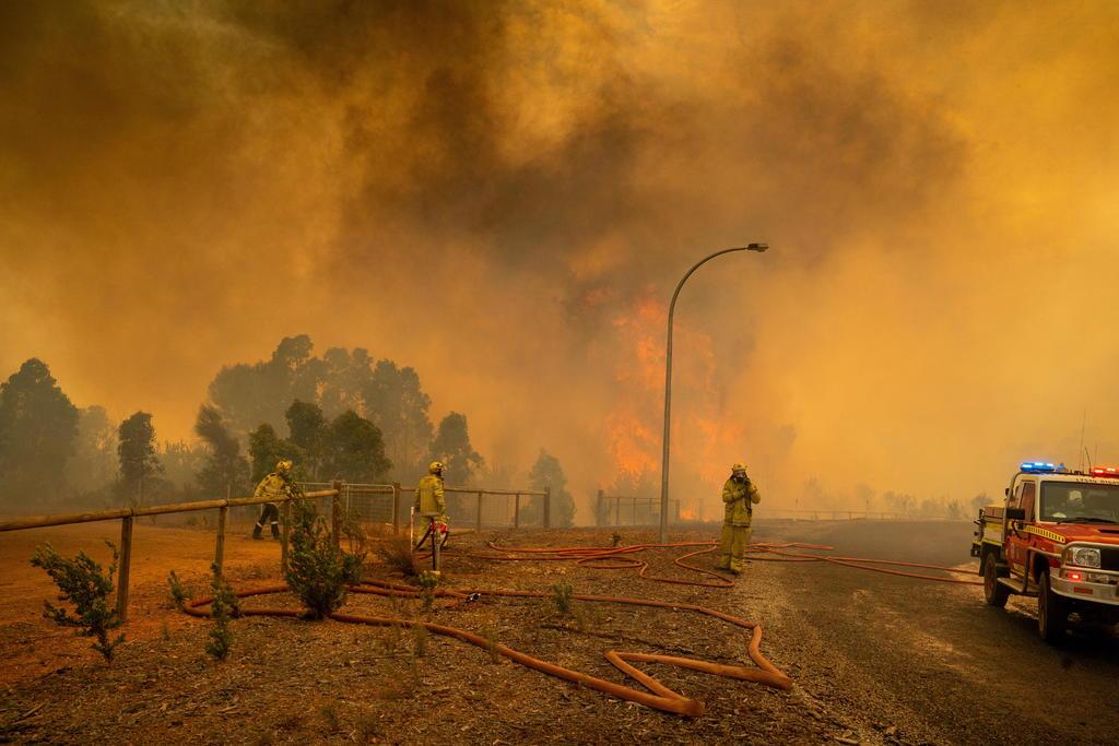 Fuegos de Australia causaron un impacto atmosférico similar a un volcán