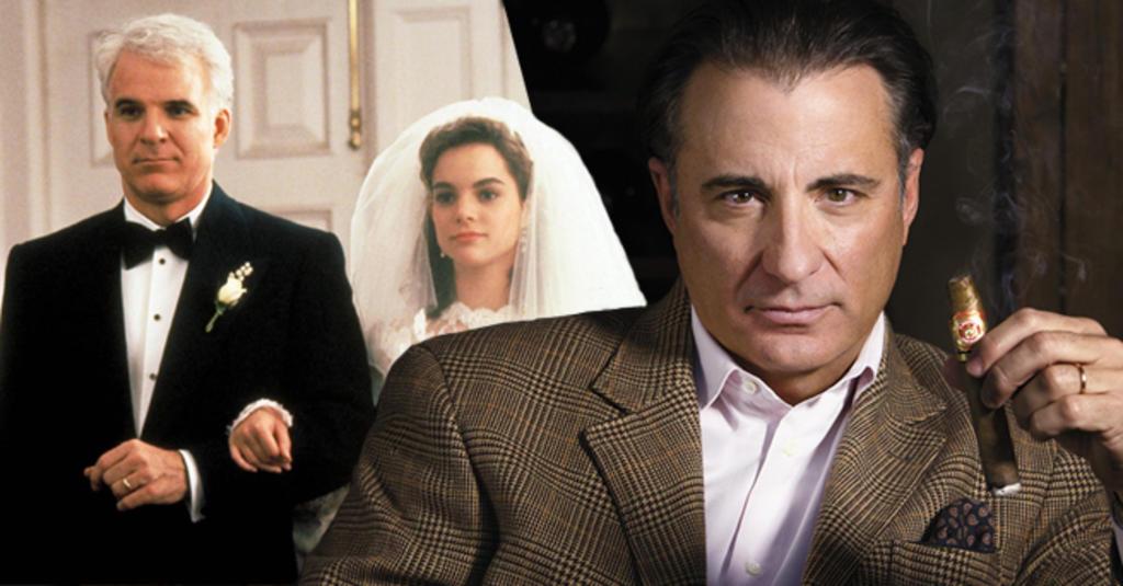 Andy García protagonizará el remake latino de Father of the Bride