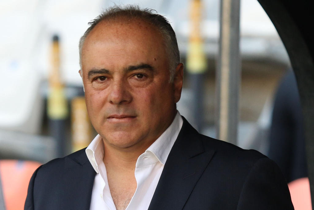 Necaxa oficializa a Guillermo Vázquez como nuevo entrenador
