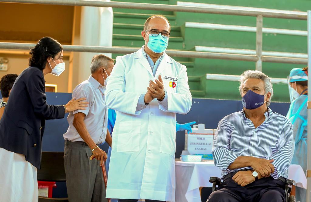 Renuncia segundo ministro Salud en menos de un mes en Ecuador