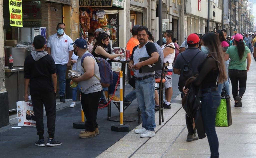 Por sexta semana, CDMX continúa en semáforo naranja 'sin bajar la guardia'