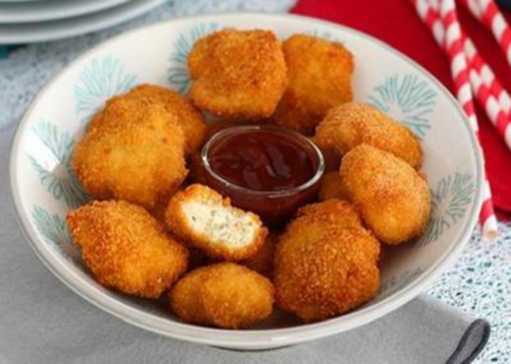 Advierte Profeco sobre contenido de nuggets de pollo