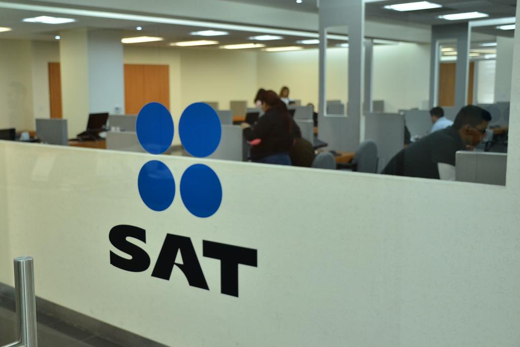 Coloca SAT a 48 factureras en lista negra
