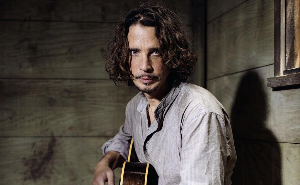 Publican disco póstumo de Chris Cornell, No One Sings Like You Anymore
