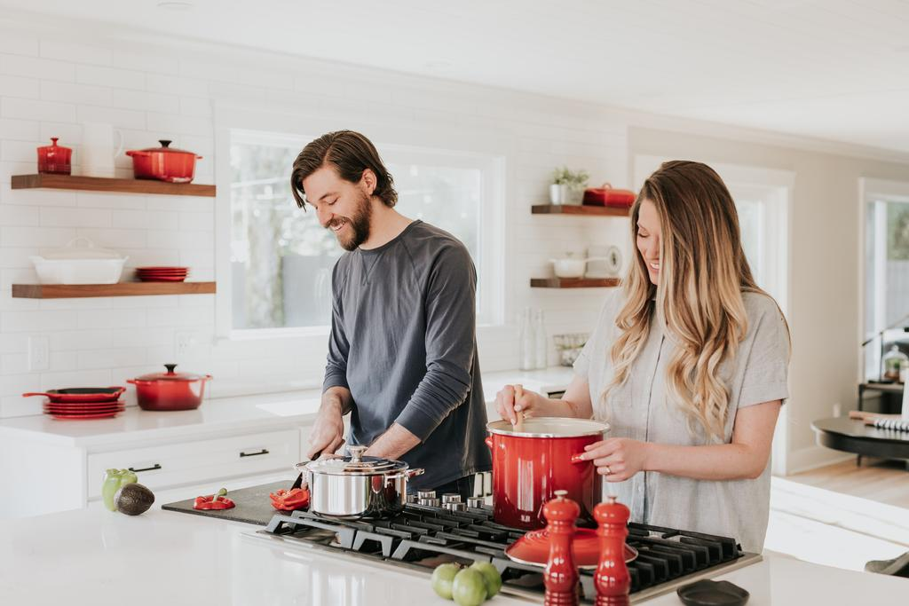 Conoce los riesgos que debes evitar en tu cocina