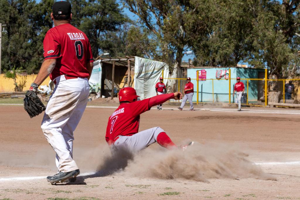 Se acerca jornada 11 en Liga 'Navarrete' de Beisbol