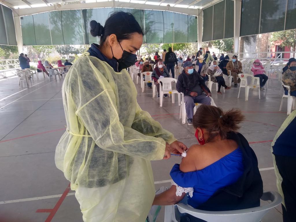 Mañana arranca vacunación contra COVID-19 en San Pedro