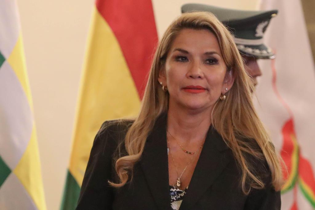 Juez autoriza trasladar a Jeanine Áñez de la cárcel a clínica