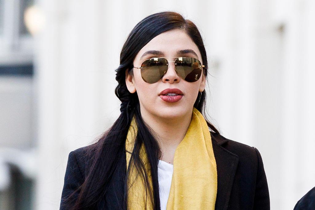 Emma Coronel renuncia a su derecho de audiencia preliminar