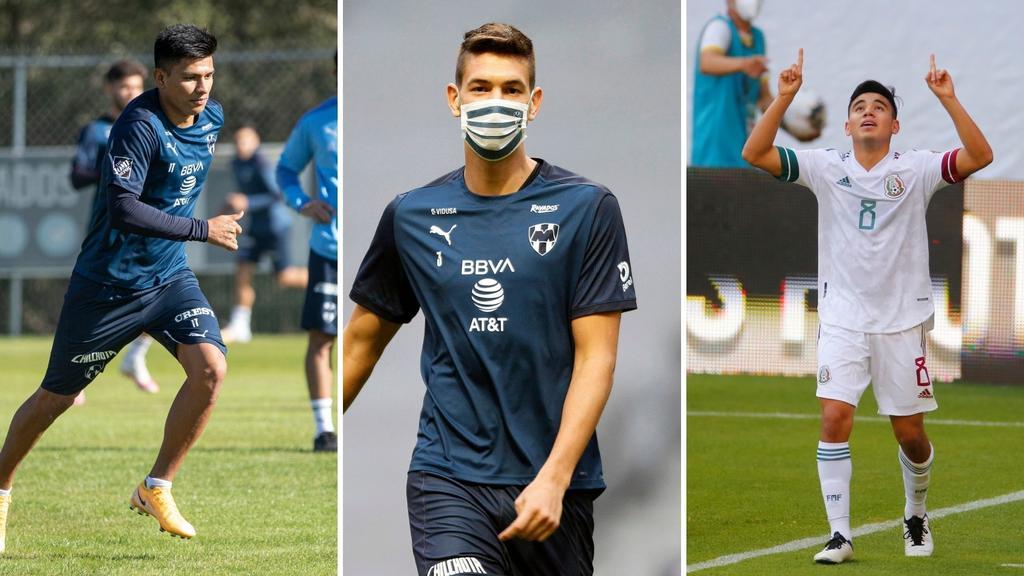 Jesús Gallardo, César Montes y 'Charly' Rodríguez listos para Europa: 'Tata' Martino