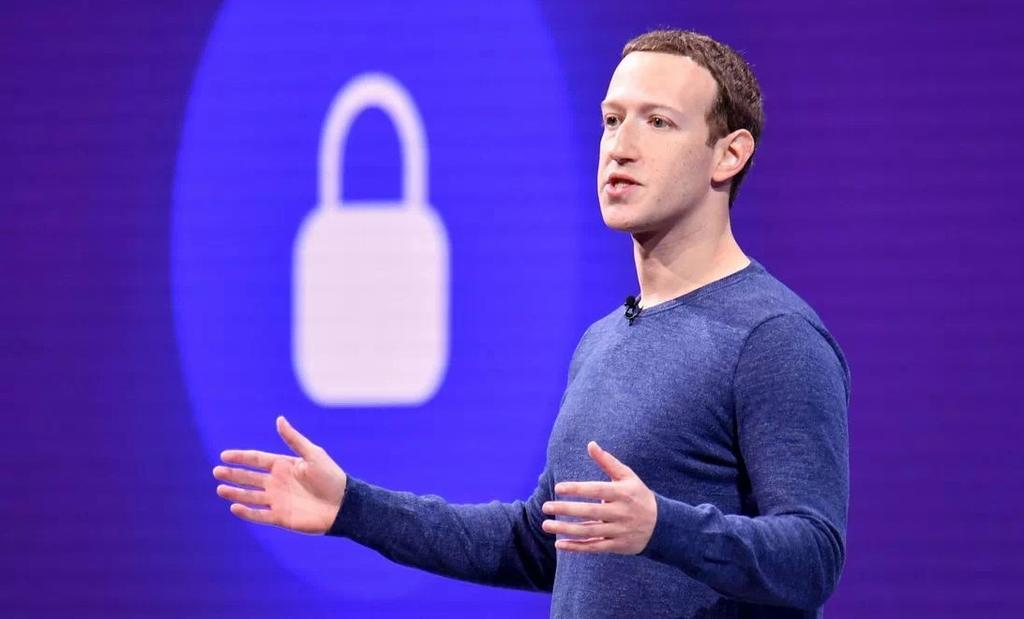 Mark Zuckerberg lanza criticas contra actualización de Apple