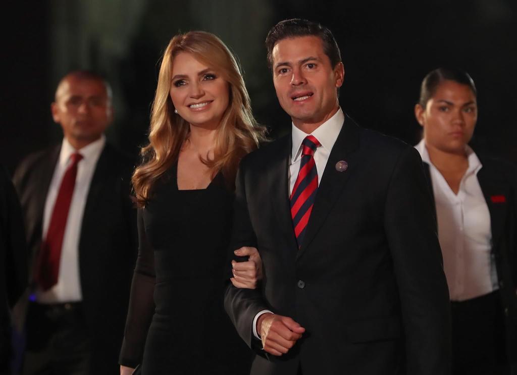 Ángelica Rivera revelaría la verdad de su matrimonio con Peña Nieto