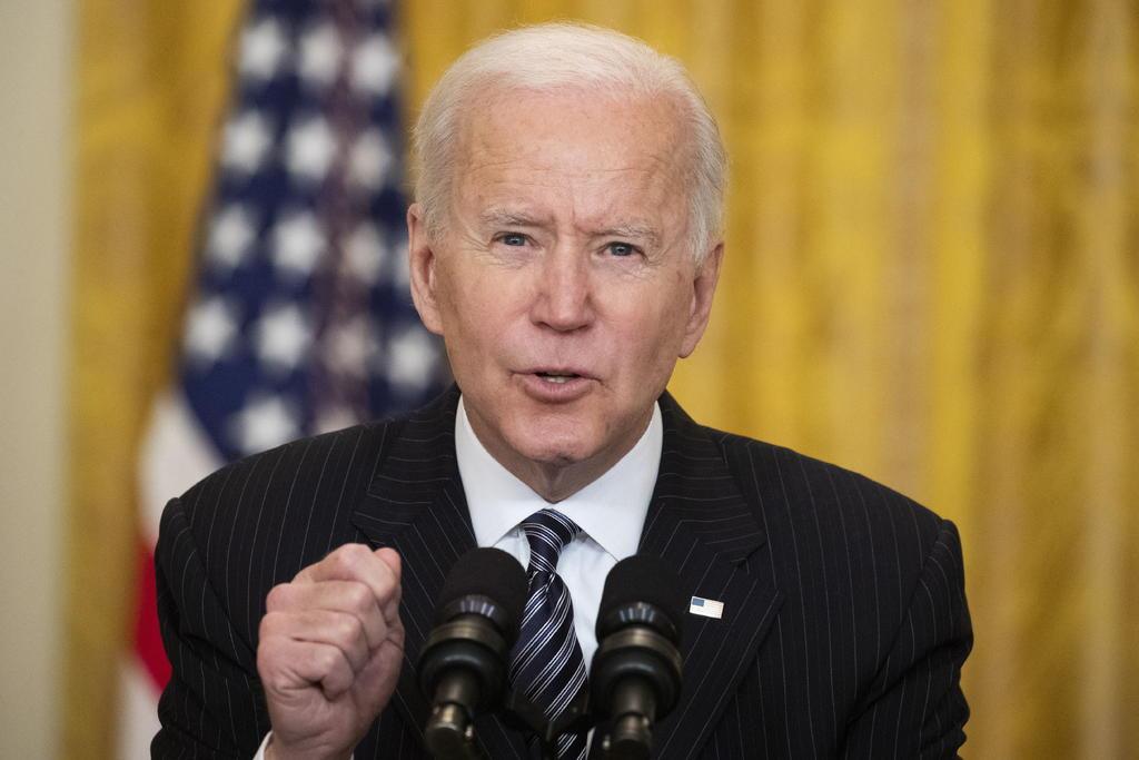 Pide Joe Biden 'detener' racismo contra asiáticos en su visita a Atlanta