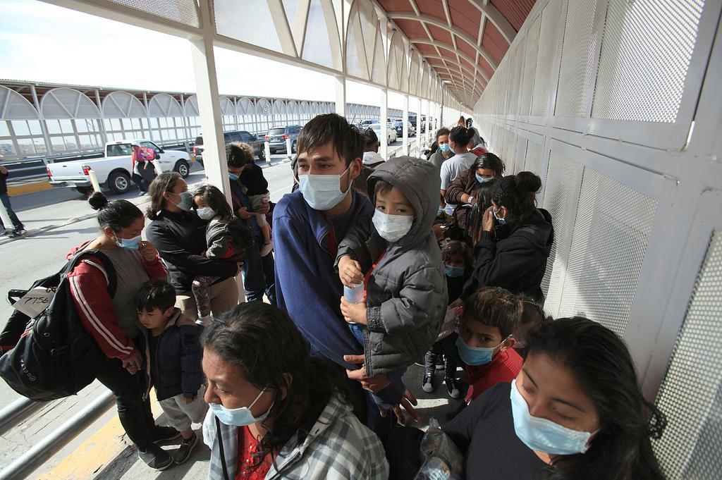 EUA retorna a 149 migrantes a Ciudad Juárez, Chihuahua