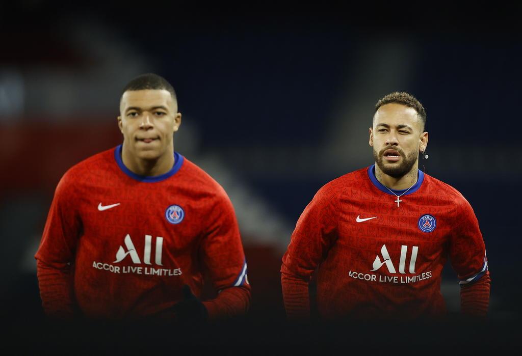 Neymar y Mbappé, los jugadores mejor pagados en Francia