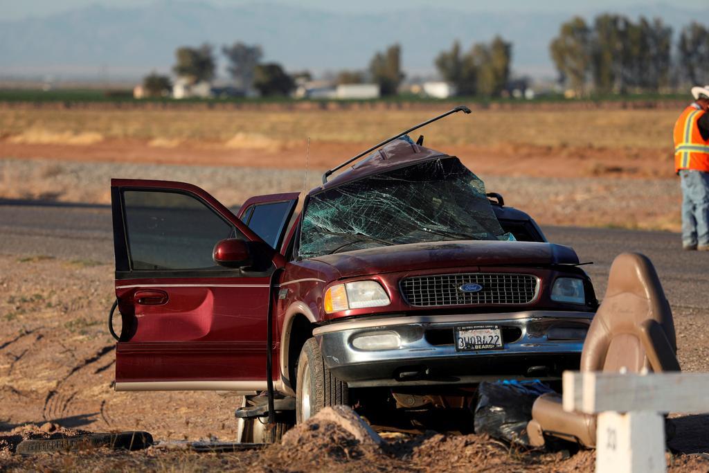 Repatrian cuerpo de mexicano fallecido tras accidente en California
