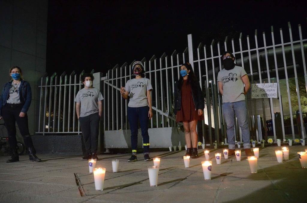 Familiares de estudiantes del Tec asesinados demandan justicia