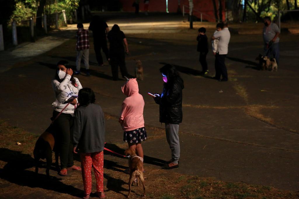 Reportan habitantes de CMDX que alerta sísmica emitió mensaje de simulacro