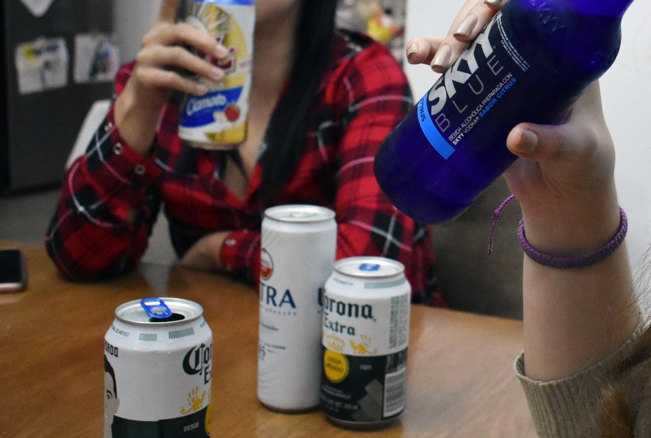 Fueron atendidos 33 intoxicados por alcohol