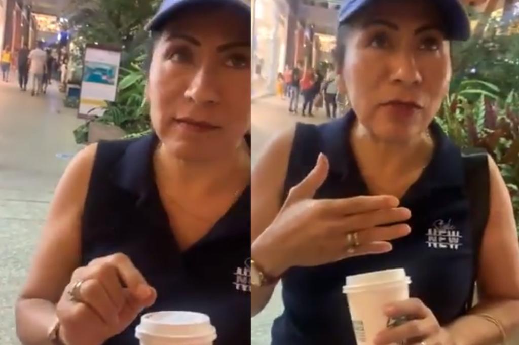 'No entrarán al reino de Dios'; acusan a mujer de 'homofobia' en Veracruz