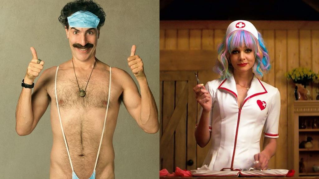 'Borat' y Promising Young Woman se coronan en los WGA 2021