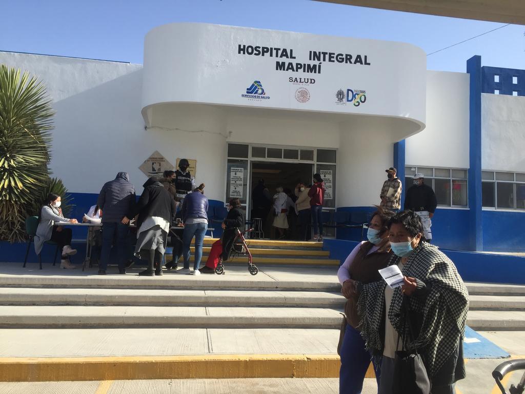 Hoy, último día de vacunación contra COVID-19 en Mapimí