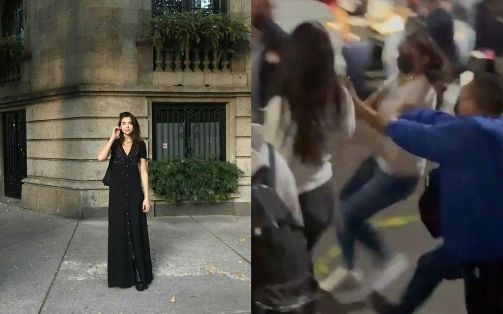 Dua Lipa vive momentos de miedo en CDMX tras incidente con fan