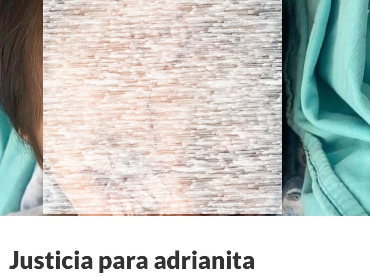 Recaudan fondos para Adriana, niña agredida por su padre