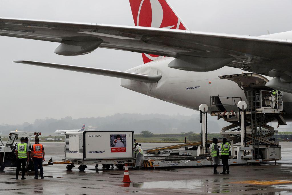 Tráfico de carga aérea supera nivel pre-COVID