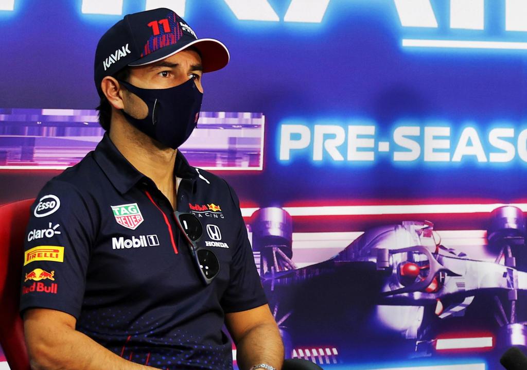 Estoy emocionado por mi primera carrera con Red Bull: 'Checo' Pérez
